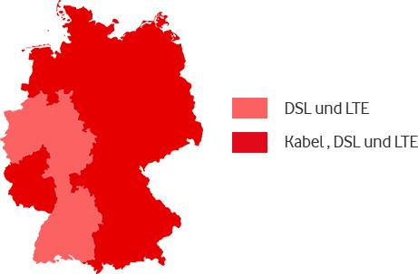 Vodafone Kabel Deutschland Kabel Und Dsl Internet Telefon