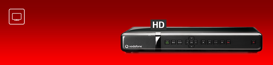 Vodafone Digital-HD-Recorder