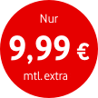 GigaTV Net Price Badge